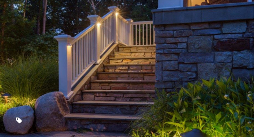 5 basic rules for effective outdoor lighting